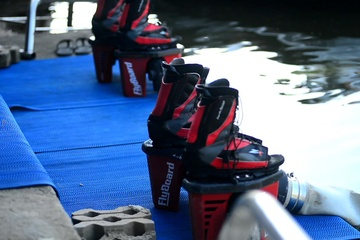 Ready for flyboard